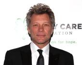 Singer Jon Bon Jovi attends the 2014 Kelly Cares Foundation's Irish Eyes Gala at Sheraton Times Square on April 23 2014 in New York City