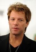 Singer Jon Bon Jovi of Bon Jovi attends the 'Bon Jovi When We Were Beautiful' New York premiere at the SVA Theater on October 21 2009 in New York City