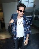 Singer Jon Mayer is seen on May 17 2014 in Los Angeles California