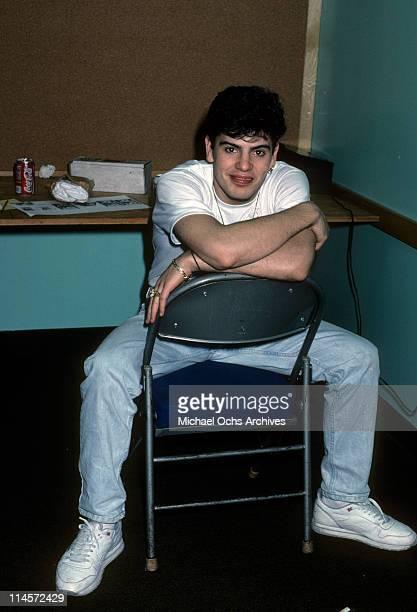 Singer Jordan Knight of New Kids On The Block circa 1989