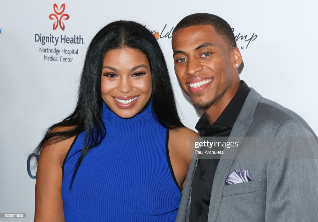 Singer Jordin Sparks (L) and Dana Isaiah (R) attend the 17th Annual Harold & Carole Pump Foundation Gala at The Beverly Hilton Hotel on August 11, 2017 in Beverly Hills, California.