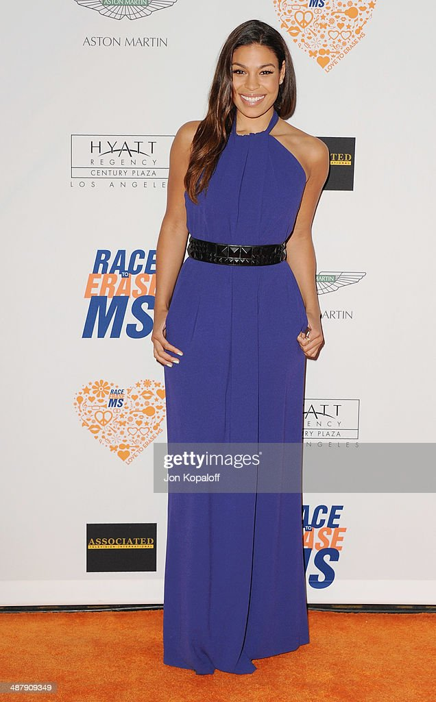 Singer <a gi-track='captionPersonalityLinkClicked' href=/galleries/search?phrase=Jordin+Sparks&family=editorial&specificpeople=4165535 ng-click='$event.stopPropagation()'>Jordin Sparks</a> arrives at the 21st Annual Race To Erase MS Gala at the Hyatt Regency Century Plaza on May 2, 2014 in Century City, California.