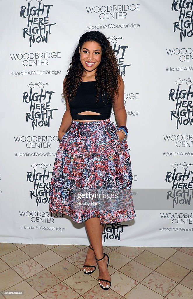 "Jordin Sparks New Album Release ""Right Here, Right Now"" Meet & Greet"