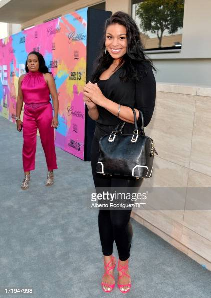 Singer Jordin Sparks attends Debra Lee's PreBET Awards Celebration Dinner at Milk Studios on June 29 2013 in Los Angeles California