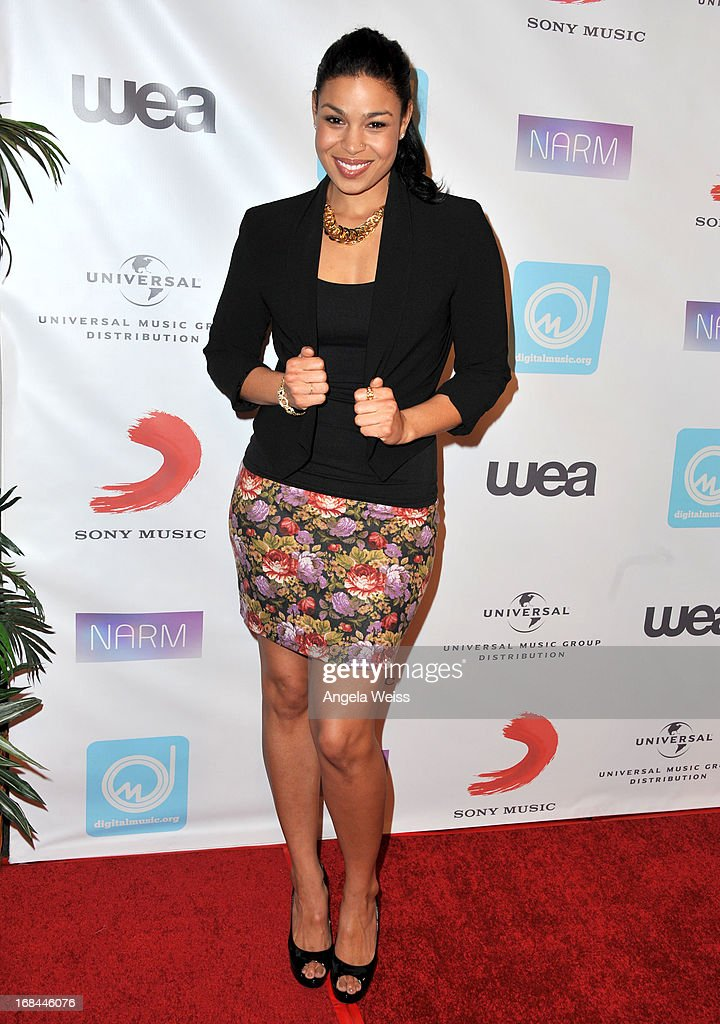 Singer <a gi-track='captionPersonalityLinkClicked' href=/galleries/search?phrase=Jordin+Sparks&family=editorial&specificpeople=4165535 ng-click='$event.stopPropagation()'>Jordin Sparks</a> attends the 2013 Music Biz Awards presented by NARM and digitalmusic.org at the Hyatt Regency Century Plaza on May 9, 2013 in Century City, California.