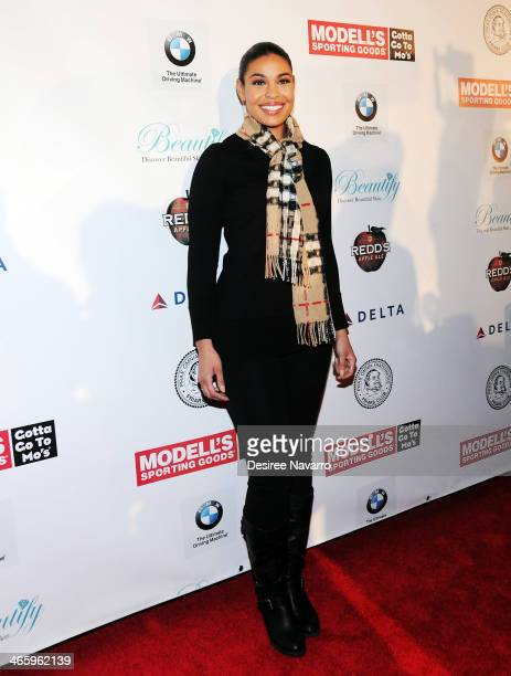 Singer Jordin Sparks attends the Friars Club Roast honoring Boomer Esiason at The Waldorf Astoria on January 30 2014 in New York City