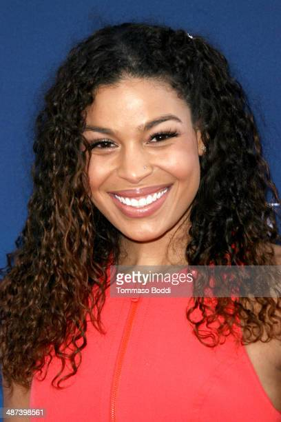 Singer Jordin Sparks attends the 'Mom's Night Out' Los Angeles premiere held at the TCL Chinese Theatre IMAX on April 29 2014 in Hollywood California