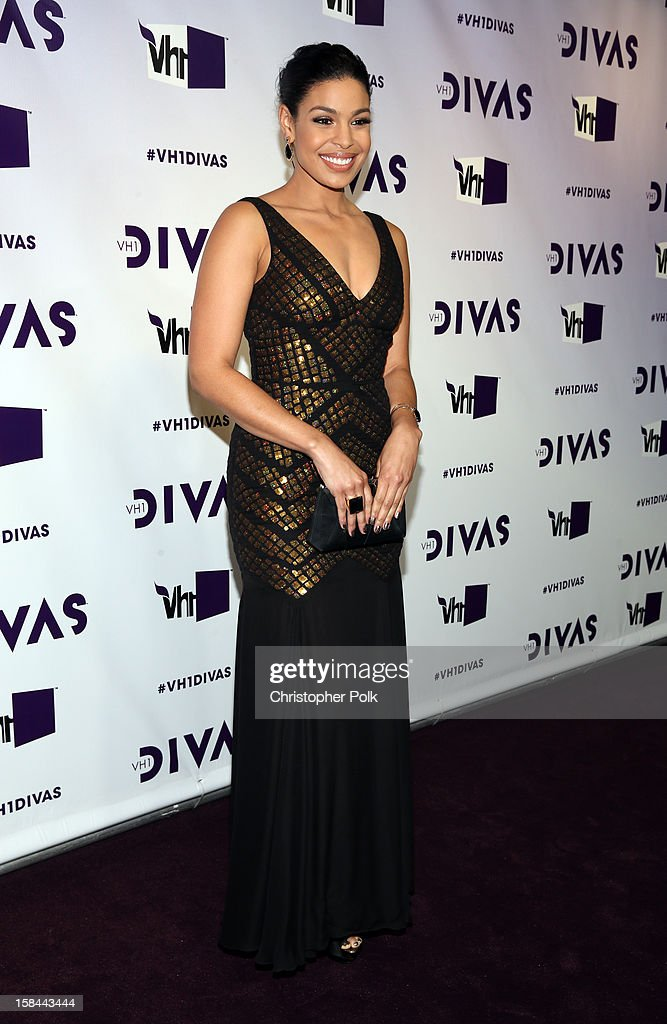 Singer Jordin Sparks attends 'VH1 Divas' 2012 at The Shrine Auditorium on December 16, 2012 in Los Angeles, California.