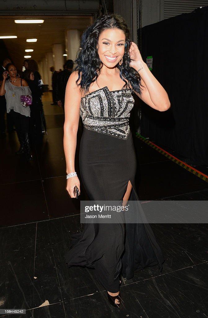 Singer Jordin Sparks attends 'VH1 Divas' 2012 held at The Shrine Auditorium on December 16, 2012 in Los Angeles, California.