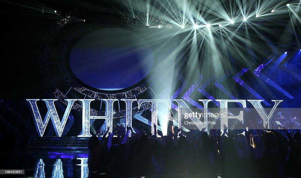 Singer Jordin Sparks performs onstage during 'VH1 Divas' 2012 at The Shrine Auditorium on December 16, 2012 in Los Angeles, California.