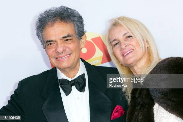 Singer Jose Jose arrives at the 2013 Latinos De Hoy Awards at Los Angeles Times Chandler Auditorium on October 12 2013 in Los Angeles California