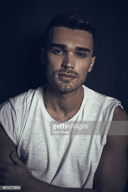 Singer Josh Cuthbert of Pop band Union J is photographed on July 22 2016 in London England
