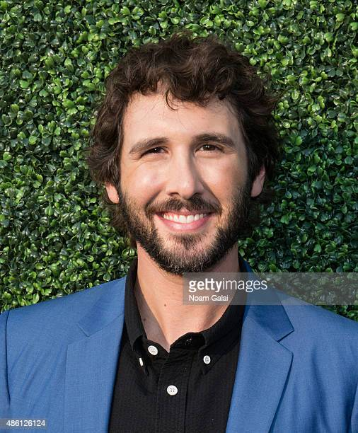 Singer Josh Groban attends the 15th annual USTA opening night gala at USTA Billie Jean King National Tennis Center on August 31 2015 in New York City