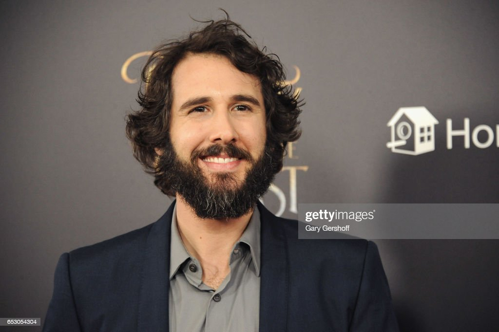 Singer Josh Groban attends the 'Beauty And The Beast' New York screening at Alice Tully Hall, Lincoln Center on March 13, 2017 in New York City.