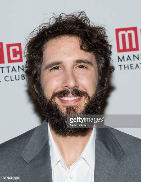 Singer Josh Groban attends the Manhattan Theatre Club Spring Gala 2017 at Cipriani 42nd Street on May 22 2017 in New York City