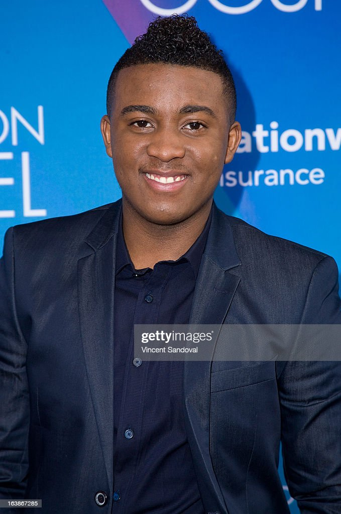 Singer Joshua Rogers attends the BET 13th annual 'Celebration Of Gospel' at Orpheum Theatre on March 16, 2013 in Los Angeles, California.