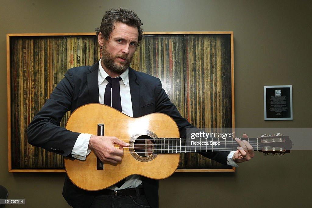 Jovanotti at The GRAMMY Museum on October 25, 2012 in Los Angeles, California.