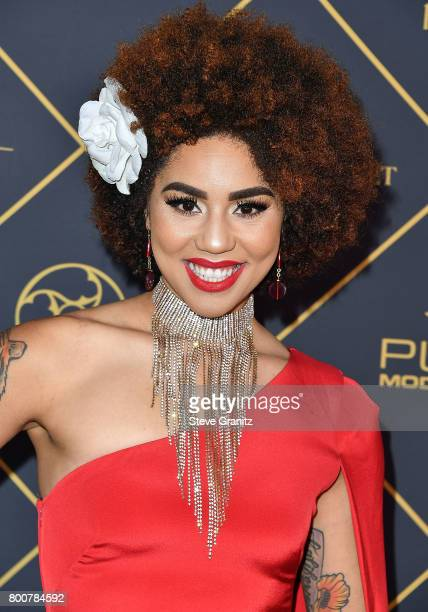 Singer Joy Villa arrives at the The 2017 MAXIM Hot 100 Party at Hollywood Palladium on June 24 2017 in Los Angeles California