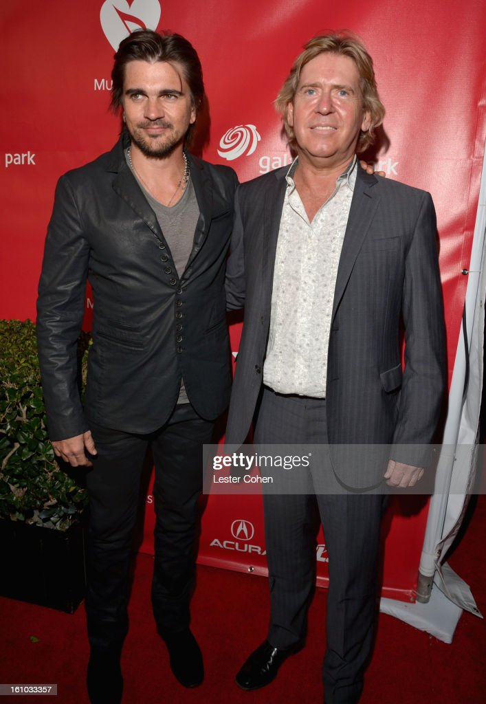 The 55th Annual GRAMMY Awards - MusiCares Person Of The Year Honoring Bruce Springsteen - Red Carpet