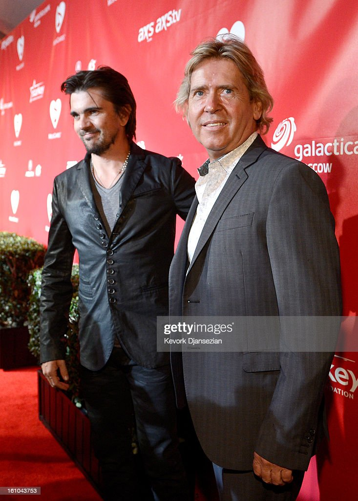 The 2013 MusiCares Person Of The Year Gala Honoring Bruce Springsteen - Arrivals