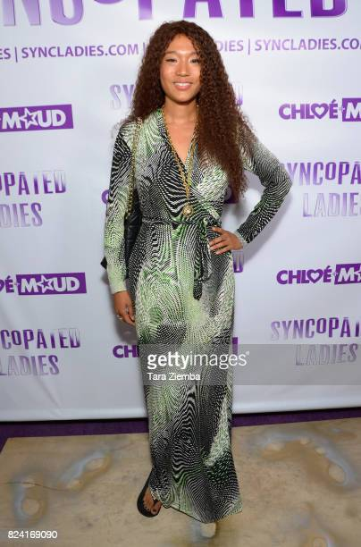 Singer Judith Hill arrives at Chloe Arnold's Syncopated Ladies LA concert premiere at John Anson Ford Amphitheatre on July 28 2017 in Hollywood...
