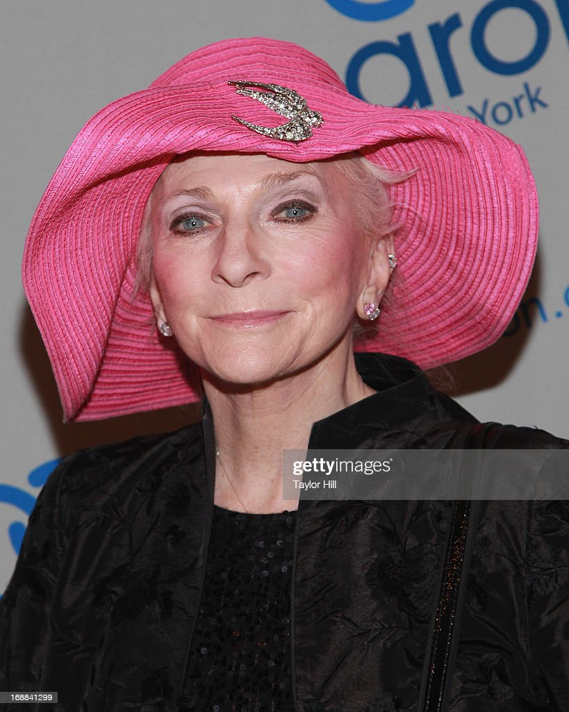 Singer Judy Collins attends the 2013 Caron New York Gala at Cipriani 42nd Street on May 15, 2013 in New York City.