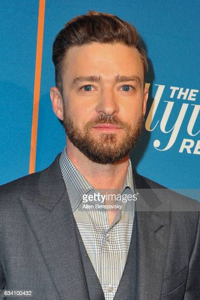 Singer Justin Timberlake attends The Hollywood Reporter 5th Annual Nominees Night at Spago on February 6 2017 in Beverly Hills California