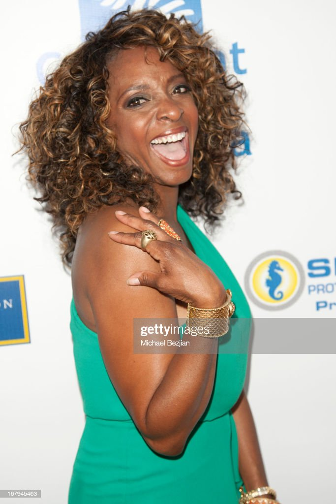 Singer Kandace Lindseyarrives at the Covenant House California 2013 Gala And Awards Dinner at Skirball Cultural Center on May 2, 2013 in Los Angeles, California.