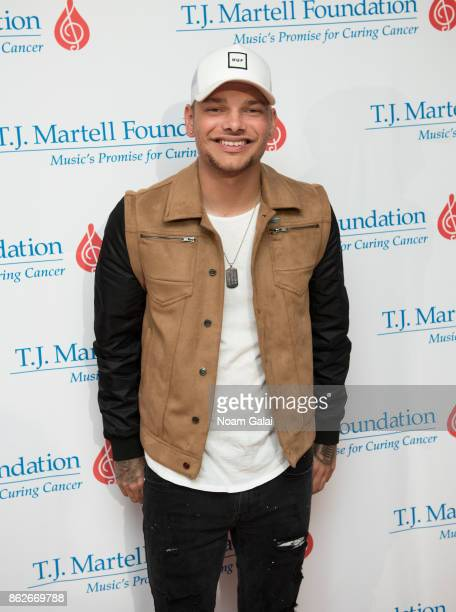 Singer Kane Brown attends the TJ Martell 42nd Annual New York Honors Gala at Guastavino's on October 17 2017 in New York City
