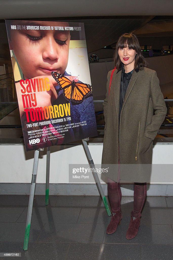 """Saving Tomorrow"" New York Premiere"