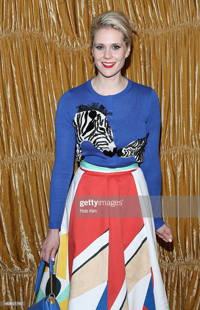 alice + olivia by Stacey Bendet Fall 2015 Collection Presentation - Arrivals And Backstage