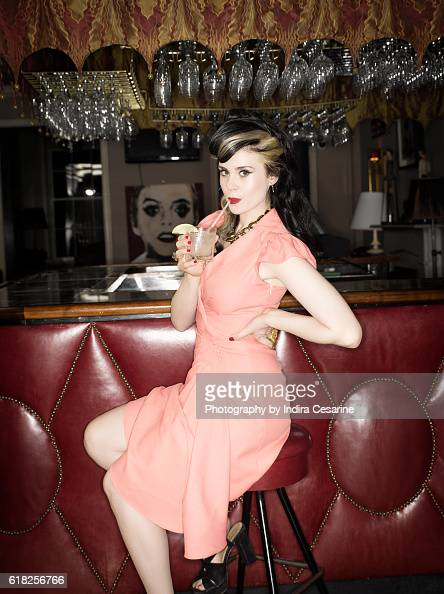 Singer Kate Nash is photographed for The Untitled Magazine on January 11 2013 in New York City CREDIT MUST READ Indira Cesarine/The Untitled...