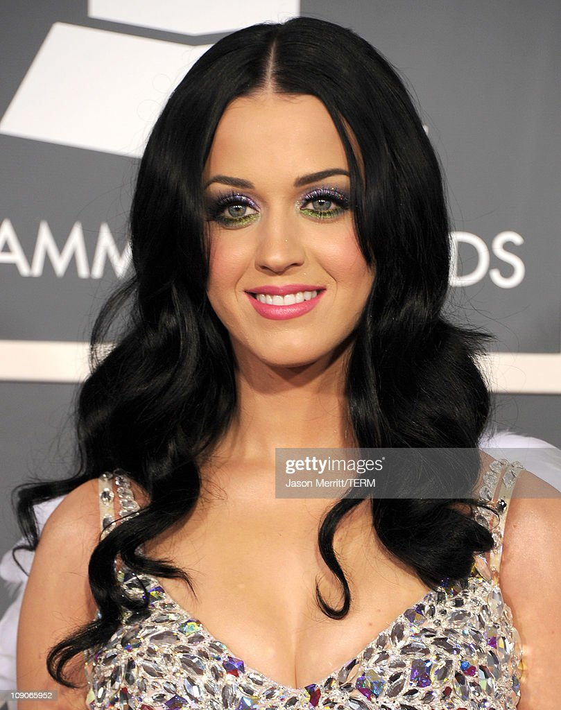 Singer Katy Perry arrives at The 53rd Annual GRAMMY Awards held at Staples Center on February 13, 2011 in Los Angeles, California.