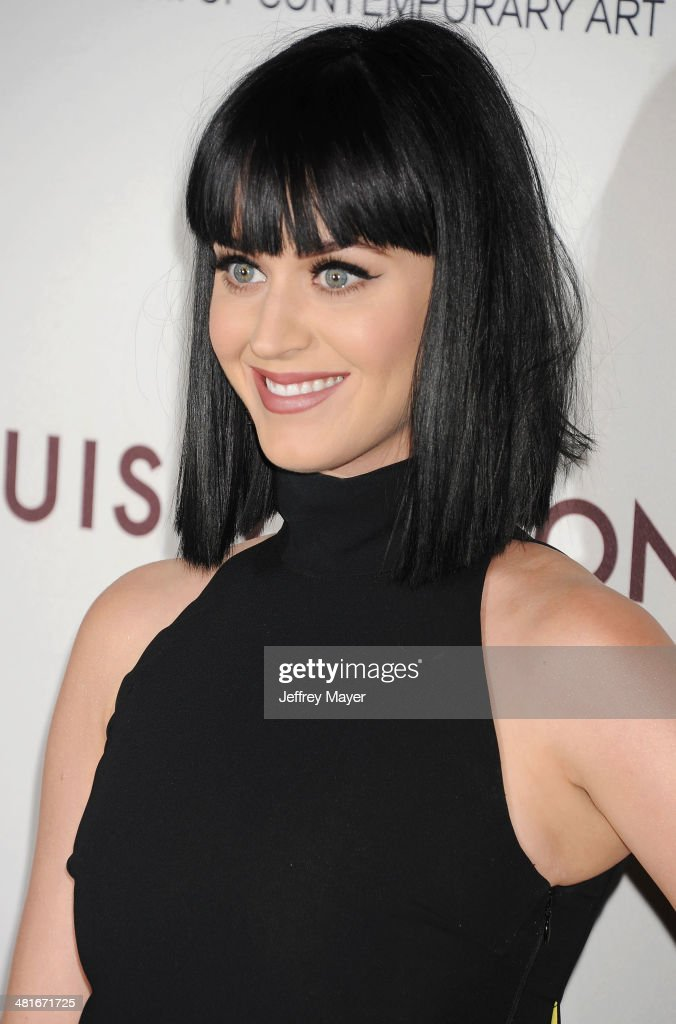 Singer <a gi-track='captionPersonalityLinkClicked' href=/galleries/search?phrase=Katy+Perry&family=editorial&specificpeople=599558 ng-click='$event.stopPropagation()'>Katy Perry</a> arrives at the MOCA 35th Anniversary Gala Celebration at The Geffen Contemporary at MOCA on March 29, 2014 in Los Angeles, California.