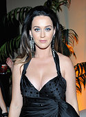 Singer Katy Perry attends 'Jeremy Scott The People's Designer' afterparty hosted by The Rooftop at The Hollywood Roosevelt Hotel on September 8 2015...