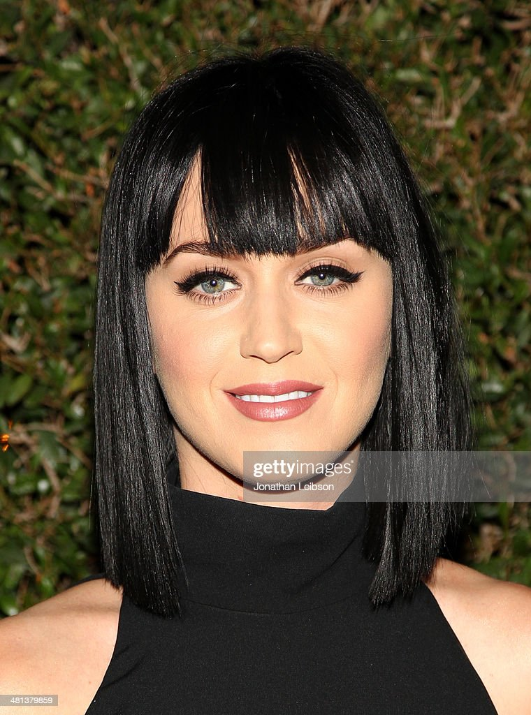 Singer Katy Perry attends MOCA's 35th Anniversary Gala presented by Louis Vuitton at The Geffen Contemporary at MOCA on March 29, 2014 in Los Angeles, California.