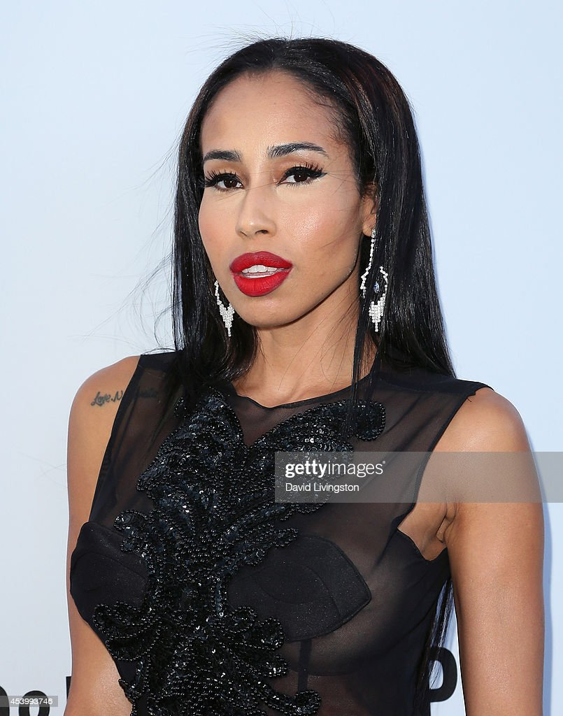 Singer Kay Cola attends the 2014 BMI R&B/Hip-Hop Awards at the Pantages Theatre on August 22, 2014 in Hollywood, California.