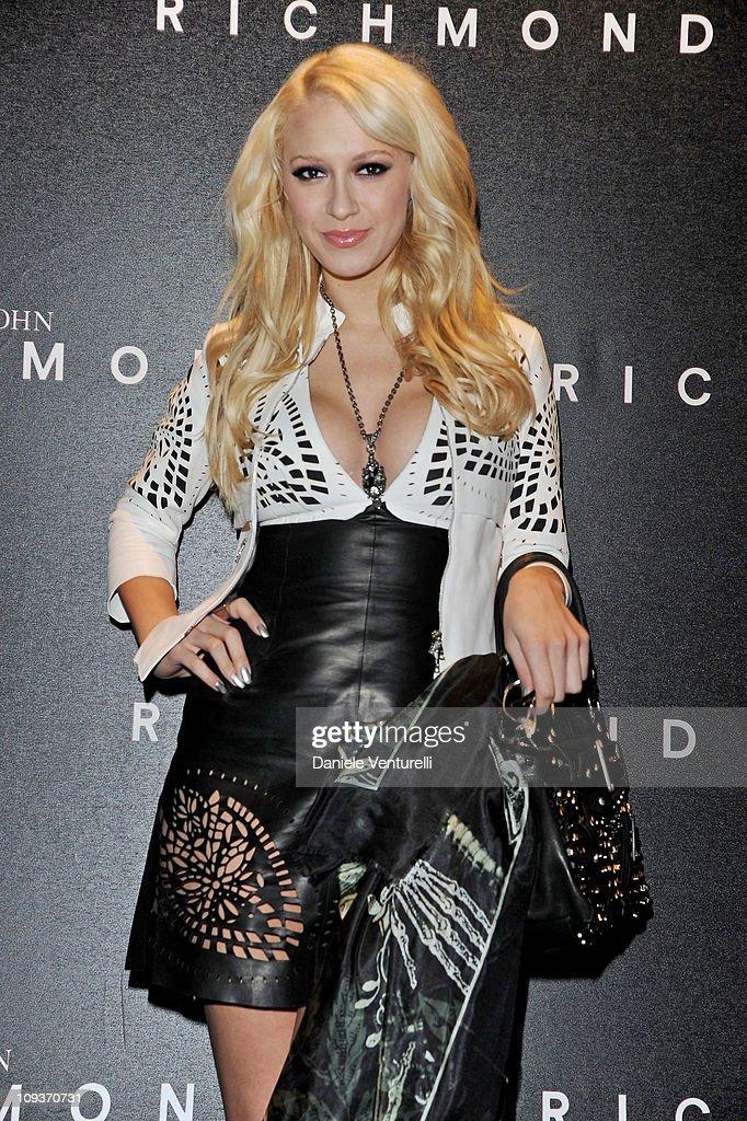 John Richmond - Front Row - Milan Fashion Week Womenswear Autumn/Winter 2011