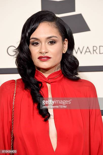 Singer Kehlani attends The 58th GRAMMY Awards at Staples Center on February 15 2016 in Los Angeles California