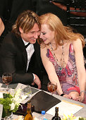 Singer Keith Urban and actress Nicole Kidman attend The 22nd Annual Screen Actors Guild Awards at The Shrine Auditorium on January 30 2016 in Los...