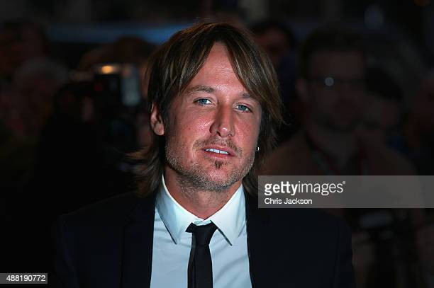 Singer Keith Urban attends the press night of 'Photograph 51' at Noel Coward Theatre on September 14 2015 in London England