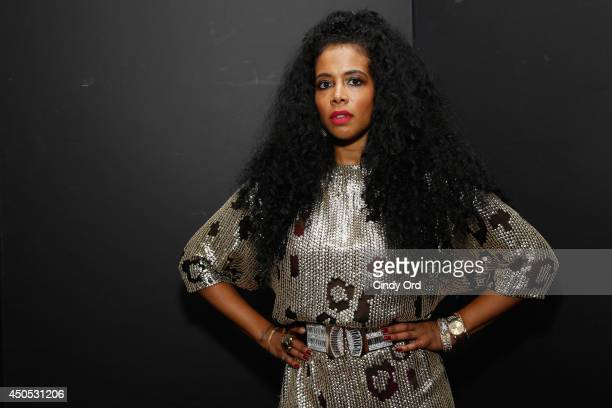 Singer Kelis attends as SMIRNOFF Vodka and Spotify throw one lucky winner the 'Ultimate House Party' with special performances by Kelis and JayCeeOh...