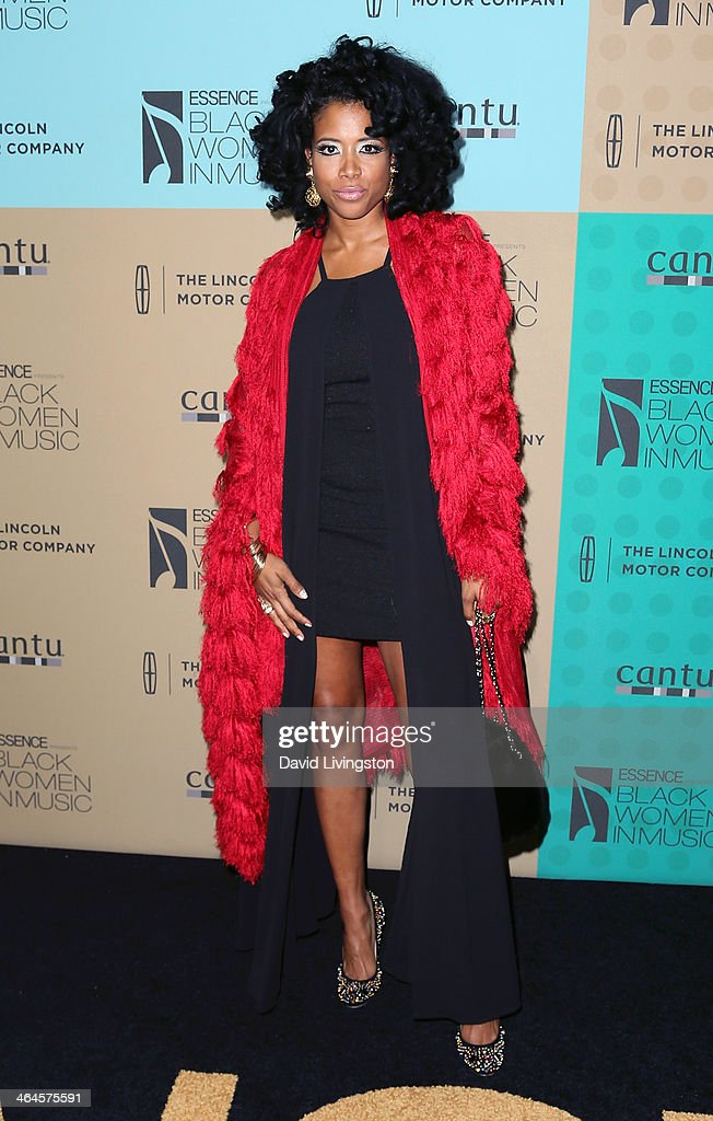 Singer <a gi-track='captionPersonalityLinkClicked' href=/galleries/search?phrase=Kelis&family=editorial&specificpeople=203061 ng-click='$event.stopPropagation()'>Kelis</a> attends Essence Magazine's 5th Annual Black Women in Music event at 1 OAK on January 22, 2014 in West Hollywood, California.