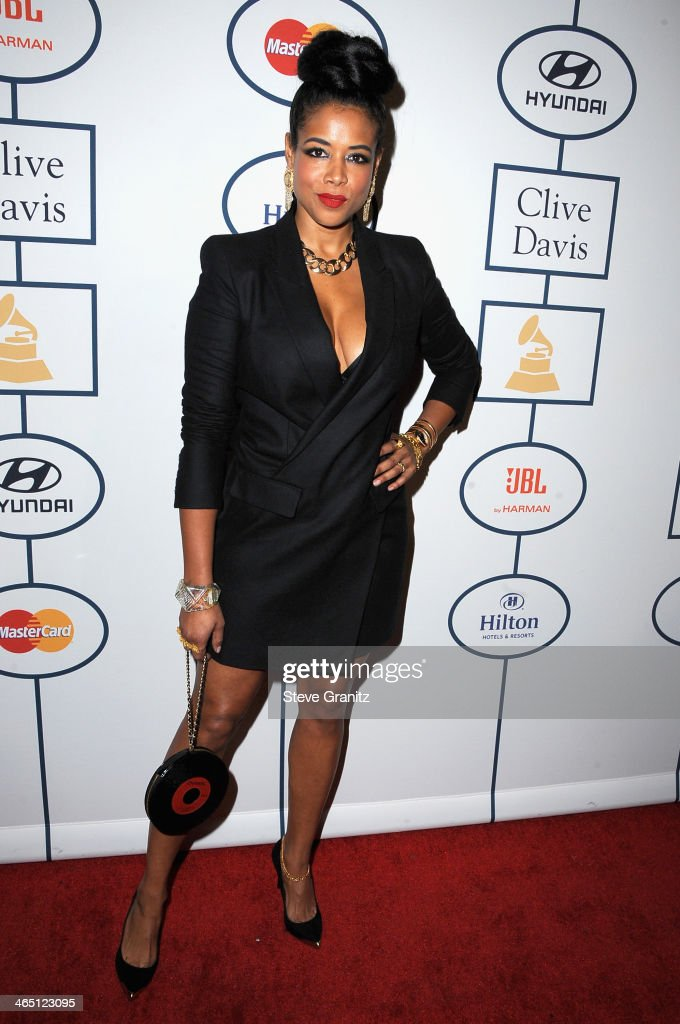 Singer Kelis attends the 56th annual GRAMMY Awards Pre-GRAMMY Gala and Salute to Industry Icons honoring Lucian Grainge at The Beverly Hilton on January 25, 2014 in Los Angeles, California.