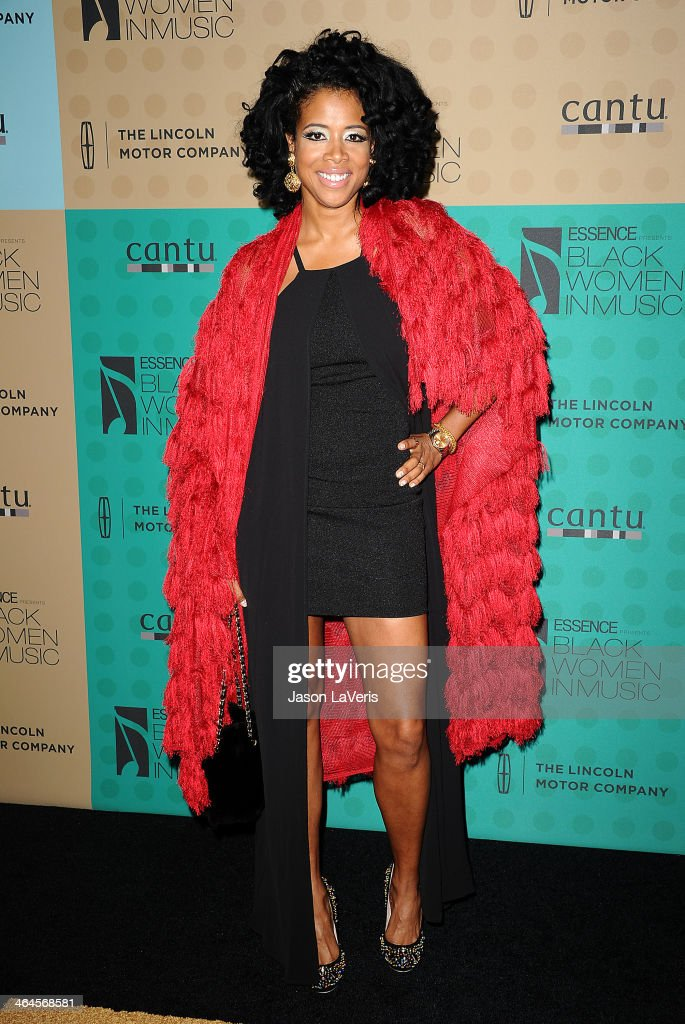 Singer <a gi-track='captionPersonalityLinkClicked' href=/galleries/search?phrase=Kelis&family=editorial&specificpeople=203061 ng-click='$event.stopPropagation()'>Kelis</a> attends the 5th annual Essence Black Women In Music event at 1 OAK on January 22, 2014 in West Hollywood, California.