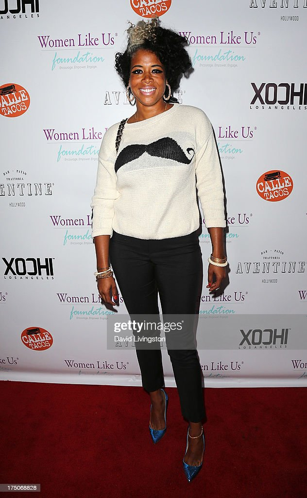 Singer <a gi-track='captionPersonalityLinkClicked' href=/galleries/search?phrase=Kelis&family=editorial&specificpeople=203061 ng-click='$event.stopPropagation()'>Kelis</a> attends the One Girl At A Time fundraiser at Aventine Hollywood on July 30, 2013 in Hollywood, California.