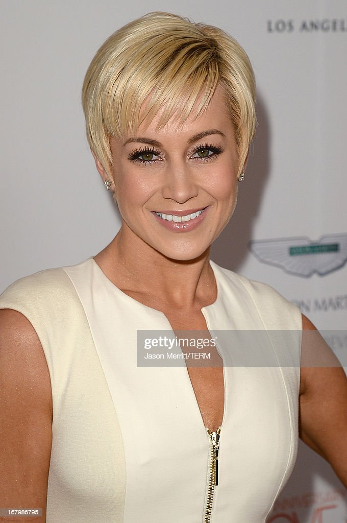 Singer Kellie Pickler attends the 20th Annual Race To Erase MS Gala 'Love To Erase MS' at the Hyatt Regency Century Plaza on May 3, 2013 in Century City, California.