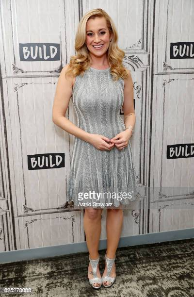 Singer Kellie Pickler discusses her show 'I Love Kellie Pickler' at Build Studio on August 1 2017 in New York City