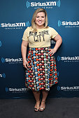 Singer Kelly Clarkson visits the SiriusXM Studios on March 5 2015 in New York City