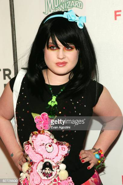 Singer Kelly Osbourne attends the premiere of 'The Muppets Wizard of Oz' at the Tribeca FAMILY Festival The FAMILY Street Fair will be this Saturday...